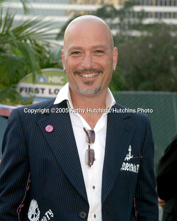 Howie Mandel.NBC TCA Tour Party.Century Club.Century City, CA.July 25, 2005.©2005 Kathy Hutchins/Hutchins Photo..
