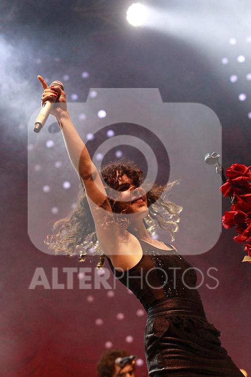 Palencia Sonora Festival. Fuel Fandango. June 10, 2017. (ALTERPHOTOS/Acero)