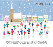 Kate, CHRISTMAS LANDSCAPES, WEIHNACHTEN WINTERLANDSCHAFTEN, NAVIDAD PAISAJES DE INVIERNO, paintings+++++Christmas page 90,GBKM233,#XL#