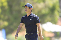 Thorbjorn Olesen (DEN) in action on the 6th during Round 2 Matchplay of the ISPS Handa World Super 6 Perth at Lake Karrinyup Country Club on the Sunday 11th February 2018.<br /> Picture:  Thos Caffrey / www.golffile.ie<br /> <br /> All photo usage must carry mandatory copyright credit (&copy; Golffile   Thos Caffrey)