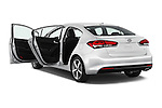 Car images of 2018 KIA Forte EX-AT 4 Door Sedan Doors