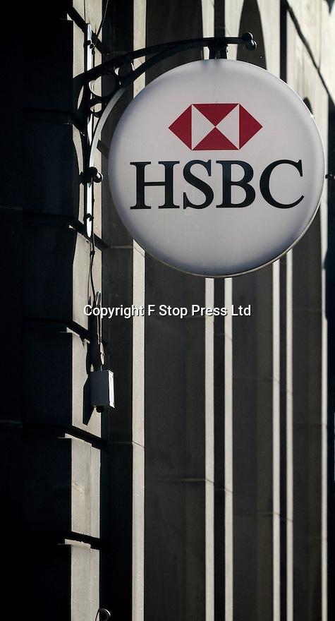 03/05/16  FILE PHOTO<br /> <br /> Profits fall at HSBC