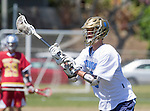 Corona Del Mar, CA 04/02/16 - Bobby Purcifull (Corona Del Mar #8) in action during the non-conference game between the Nike/LM High School Boys' National Western Region #4 Torrey Pines (#4) and #5 Corona Del Mar.  Torrey Pines defeated Corona Del Mar 9-8 in overtime.