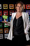 Thônex, le 13 mai 2013,société  Caran D Ache, fabricant de couleurs et de crayons, ainsi que de stylo haut de gamme, Carole Hubscher à la présidence de la manufacture © sedrik nemeth