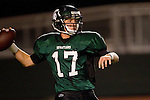 Torrance, CA 10/06/11 - Kyle Nesbit (South Torrance #17) in action during the Peninsula vs South Varsity football game.