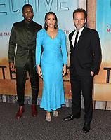 "10 January 2019 - Hollywood, California - Mahershala Ali, Carmen Ejogo, Stephen Dorff . ""True Detective"" third season premiere held at Directors Guild of America.   <br /> CAP/ADM/BT<br /> ©BT/ADM/Capital Pictures"