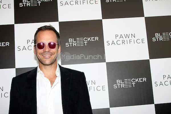 """LOS ANGELES - SEP 8: Peter Sarsgaard at the """"Pawn Sacrifice"""" LA Premiere at the Writer's Guild Theater on September 8, 2015 in Beverly Hills, CA Credit: David Edwards/MediaPunch"""