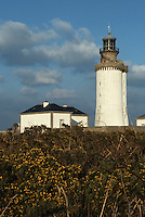 Europe/France/Bretagne/29/Finistère/Ile d'Ouessant: Phare du Stiff