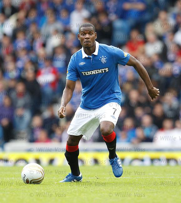 Maurice Edu, Rangers