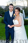 Danielle O'Leary and Niall Lynch were Married at St. Joseph's Church Rathmore by Fr. Pat O'Donnell on Saturday 11th March 2017 with a reception at Ballygarry House Hotel