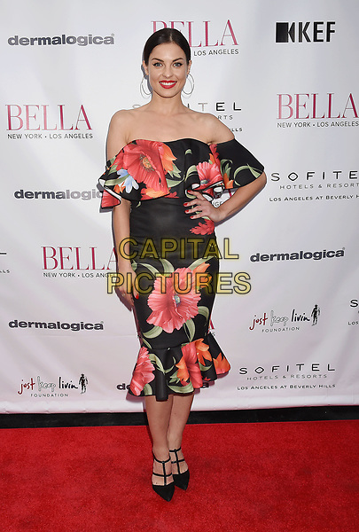 LOS ANGELES, CA - JUNE 23:  Actress/model Vlada Verevko attends the BELLA Los Angeles Summer Issue Cover Launch Party at Sofitel Los Angeles At Beverly Hills on June 23, 2017 in Los Angeles, California.<br /> CAP/ROT/TM<br /> &copy;TM/ROT/Capital Pictures
