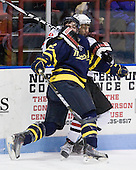110204-PARTIAL-Merrimack College Warriors at Northeastern University Huskies