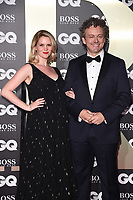 LONDON, UK. September 03, 2019: Michael Sheen arriving for the GQ Men of the Year Awards 2019 in association with Hugo Boss at the Tate Modern, London.<br /> Picture: Steve Vas/Featureflash