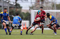 Kings College 1st XV v St Peters College, St Peters, Auckland, Saturday 2 June 2018. Photo: Simon Watts/www.bwmedia.co.nz