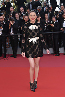 CANNES, FRANCE - MAY 12: Amber Heard at 'Girls Of The Sun (Les Filles Du Soleil)' screening during the 71st annual Cannes Film Festival at Palais des Festivals on May 12, 2018 in Cannes, France.<br /> CAP/PL<br /> &copy;Phil Loftus/Capital Pictures