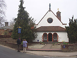 A51P37 Shrine of our Lady of Walsingham Norfolk England