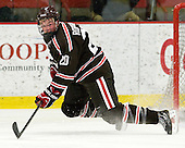 Dennis Robertson (Brown - 20) - The Harvard University Crimson defeated the visiting Brown University Bears 3-2 on Friday, November 2, 2012, at the Bright Hockey Center in Boston, Massachusetts.