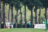 Joakim Lagergren (SWE) in action during the third round of the Volvo China Open played at Topwin Golf and Country Club, Huairou, Beijing, China 26-29 April 2018.<br /> 28/04/2018.<br /> Picture: Golffile | Phil Inglis<br /> <br /> <br /> All photo usage must carry mandatory copyright credit (&copy; Golffile | Phil Inglis)