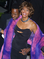 Bobby Brown, Whitney Houston, 2001, Photo By John Barrett/PHOTOlink
