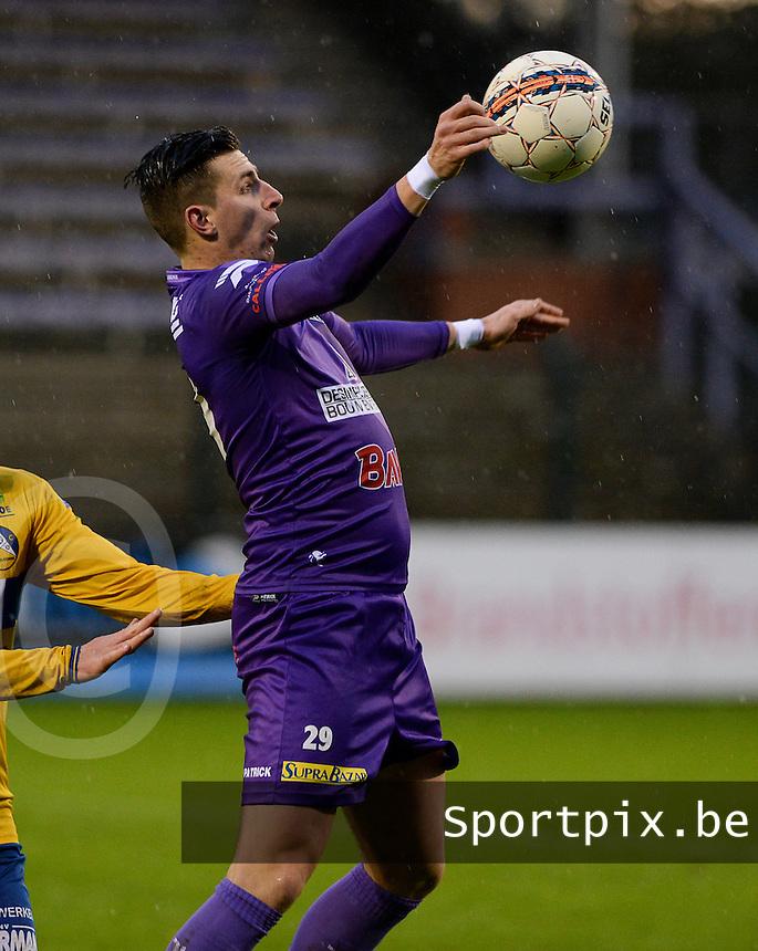SW Harelbeke : Timothy Van De Wouwer <br /> Foto VDB / Bart Vandenbroucke