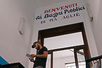 Bagni pubblici di via Agliè. Torino