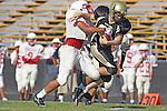 09-30-10 Lawndale vs Peninsula Junior Varsity Football