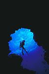Scuba diver, Hawaii