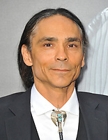 www.acepixs.com<br /> <br /> April 3 2017, LA<br /> <br /> Zahn McClarnon arriving at the premiere of AMC's 'The Son' at the ArcLight Hollywood on April 3, 2017 in Hollywood, California. <br /> <br /> By Line: Peter West/ACE Pictures<br /> <br /> <br /> ACE Pictures Inc<br /> Tel: 6467670430<br /> Email: info@acepixs.com<br /> www.acepixs.com