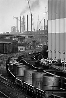 - Genova, l'acciaieria Italsider di Cornigliano nel maggio 1978, prenderà la denominazione di ILVA nel 1988 quando Italsider e Finsider saranno messe in liquidazione e scompariranno<br /> <br /> - Genoa Cornigliano, the steel factory Italsider in May 1978, will take the name of ILVA in 1988 when Italsider and Finsider will be placed in liquidation and disappear