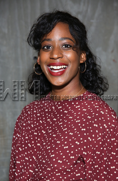 """Kim Steele during the """"Only Human - A #Blessed New Musical"""" Sneak Peek at The Yard Herald Square on September 17, 2019 in New York City."""
