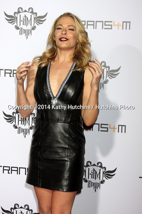 LOS ANGELES - JAN 23:  LeAnn Rimes at the Annual Trans4m Benefit Concert at Avalon on January 23, 2014 in Los Angeles, CA