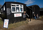 Fish shed, Orford, Suffolk, England