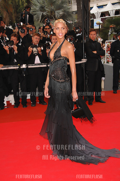 "Noemie Lenoir at screening for ""We Own the Night"" at the 60th Annual International Film Festival de Cannes..May 25, 2007  Cannes, France..© 2007 Paul Smith / Featureflash"