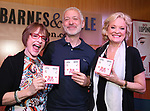 "Patti LuPone, Scott Frankel & Christine Ebersole discuss ""War Paint"" On Broadway at Barnes & Noble 86th Street on July 14, 2017 New York City."