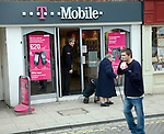T Mobile shop,Colchester, Essex