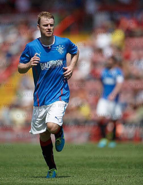Stevie Smith, Rangers
