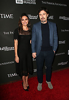 LOS ANGELES, CA - JANUARY 5: Floriana Lima, Casey Affleck, at the J/P HRO &amp; Disaster Relief Gala hosted by Sean Penn at Wiltern Theater in Los Angeles, Caliornia on January 5, 2019.            <br /> CAP/MPI/FS<br /> &copy;FS/MPI/Capital Pictures