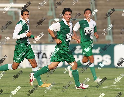 2009-07-28 / Voetbal / seizoen 2009-2010 / Racing Mechelen / Victor Chavez Segovia..Foto: Maarten Straetemans (SMB)
