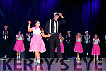 The winners Kara McDonagh Seanie McSweeney at the Killarney Strictly Come Dancing in the INEC on Friday night