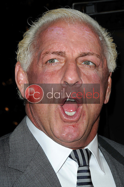 Ric Flair <br /> at the Los Angeles Premiere of 'The Wrestler'. The Academy Of Motion Arts &amp; Sciences, Los Angeles, CA. 12-16-08<br /> Dave Edwards/DailyCeleb.com 818-249-4998