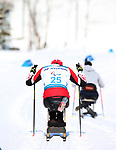 Pyeongchang, Korea, 11/3/2018-Chris Klbel competes in the 15k sitting cross country during the 2018 Paralympic Games in PyeongChang. Photo Scott Grant/Canadian Paralympic Committee.