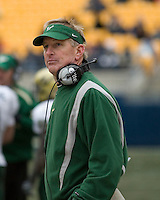 24 November 2007: Head Coach Jim Leavitt..The South Florida Bulls defeated the Pitt Panthers 48-37 on November 24, 2007 at Heinz Field, Pittsburgh, Pennsylvania.
