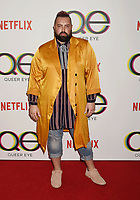 WEST HOLLYWOOD, CA - FEBRUARY 07: Troy Solomon attends the premiere of Netflix's 'Queer Eye' Season 1 at Pacific Design Center on February 7, 2018 in West Hollywood, California.<br /> CAP/ROT/TM<br /> &copy;TM/ROT/Capital Pictures