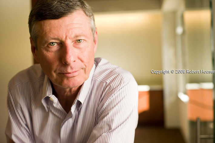 Foundation Capital photographs - John Combs - CEO Shoretel  : Corporate Image Library by San Francisco Bay Area - corporate and annual report - photographer Robert Houser. 2007 pictures.