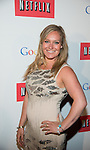 WASHINGTON, DC - MAY 2: Jamie Anderson attending the Google and Netflix party to celebrate White House Correspondents' Dinner on May 2, 2014 in Washington, DC. Photo Credit: Morris Melvin / Retna Ltd.
