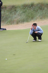 Dermot McElroy (Ballymena) on the 3rd Hole, Day 2 at the East of Ireland Amateur Open Championship 2011 in Co.Louth Golf Club....(Photo credit should read Jenny Matthews www.newsfile.ie)....This Picture has been sent you under the conditions enclosed by:.Newsfile Ltd..The Studio,.Millmount Abbey,.Drogheda,.Co Meath..Ireland..Tel: +353(0)41-9871240.Fax: +353(0)41-9871260.GSM: +353(0)86-2500958.email: pictures@newsfile.ie.www.newsfile.ie.