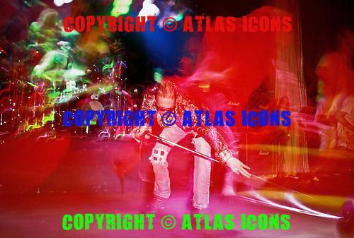 Alice in Chains, 1991, MARK LEIALOHA