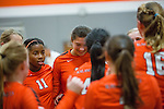Kalamazoo College Volleyball vs St. Mary's - 9.14.16