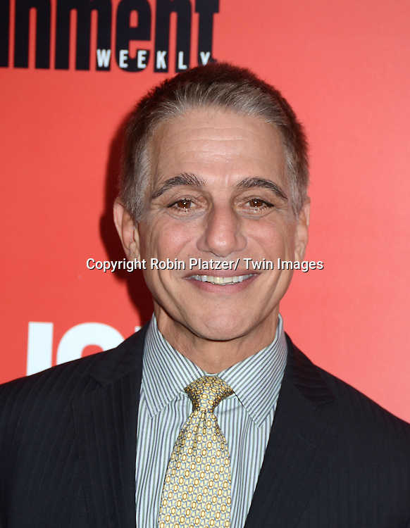 """Tony Danza attends the """"Don Jon"""" New York Movie Premiere on September 12, 2013 at the SVA Theatre in New York City."""