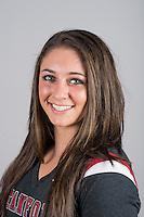 STANFORD, CA - Haley Spector of Stanford University Women's Gymnastics.